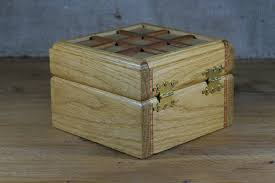 Wooden Naughts And Crosses Game Noughts And Crosses Game Box Good In Wood 93