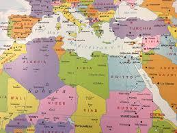 Cartina Europa Libia Pieterduisenberg