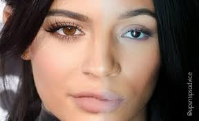 carlie bybel bhcosmetics palette kylie jenner mauve pink makeup tutorial you