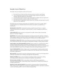 Pr Resume Objective 10 Best Public Relations Resume Objective