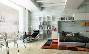Narrow Bedroom Furniture Sweet Narrow Bedroom For Girl With White Book Storage