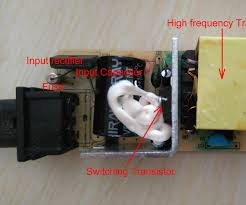 Laptop Charger Circuit Design Fixing A Laptop Adapter 5 Steps With Pictures