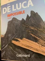 Impossible Erri de Luca - Paperblog