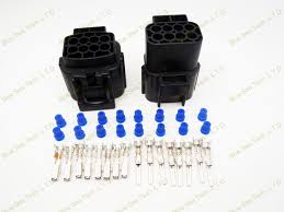 com buy sample sets pin engine oxygen sensor com buy sample 2 sets 8 pin engine oxygen sensor wiring harness plug car waterproof electrical connector for car motorcycle etc from reliable