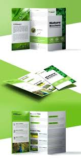 Tri Fold Flyer Template Free Free Fold Brochure Templates To