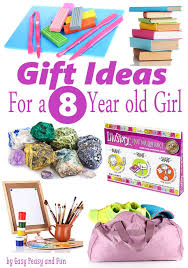 fun gifts for 8 year old s