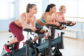 indoor cycling bike workout