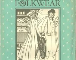 Folkwear Patterns New Folkwear Patterns Etsy