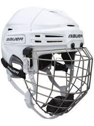 Bauer Re Akt 75 Size Chart Amazon Com Reakt Bauer 75 Helmet Combo White Small