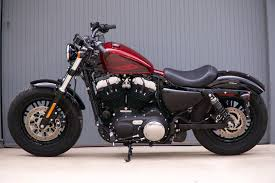 2017 harley davidson sportster forty eight review mid century retro