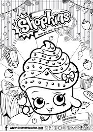 Shopkins Coloring Pages To Print Shopkins Logo Printables For