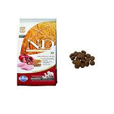 <b>Farmina N&D</b> Low Grain Chicken and Pomegranate Adult Food, 2.5 ...