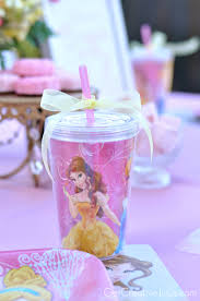Belle Birthday Decorations Disney Princess Party with Belle Part 100 Creative Juice 21