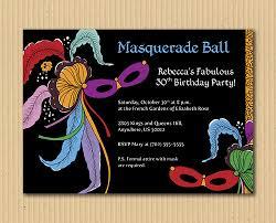 Masquerade Ball Decorations Diy Awesome Shop Masquerade Ball Invitation Design DIY Printables Define32lady