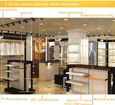 modern retail furniture. Shop Furniture Garment Display,modern Retail Clothing Interior Design Modern I