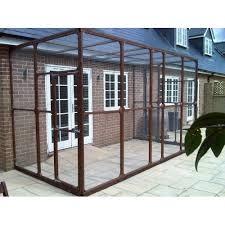 bespoke outdoor cat run cat enclosure cat pen