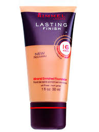 rimmel london lasting finish 16hr foundation review