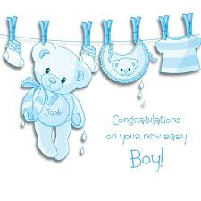 Congratulations For A Baby Boy Congratulations On Your New Baby Boy