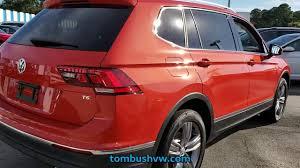new 2018 volkswagen tiguan 2 0t sel premium fwd at tom bush volkswagen new v03522