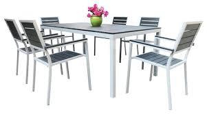 modern aluminum outdoor furniture all weather patio