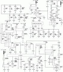 Toyota pickup wiring diagram headlight stereo alternator tail 1983 schematic 960
