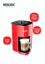 Nescafe Tea Coffee Vending Machine Price In Pakistan Magnificent Nestle Coffee Maker Gusto Titanium Nestle Coffee Maker 488 48 Nestle