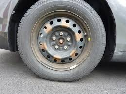 2007 Toyota Camry Wheels Rusting: 6 Complaints