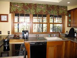 Valance For Kitchen Windows Kitchen Window Covering Ideas Kitchen Window Treatments Kitchen