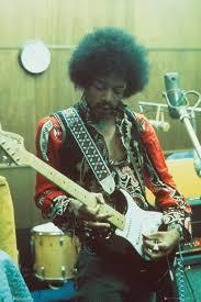 Jimi Hendrix - Studio Plakat, Poster | Kjøp hos Europosters.no