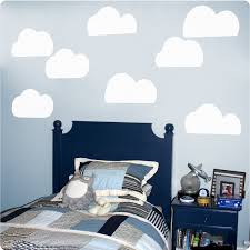 clouds wall decals or call