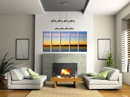 living room stunning living room wall decor ideas framed art
