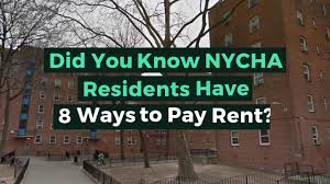Pay Rent Nycha