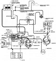 push gas to start an alternator in the modified wiring diagram below there are two tricks both very important the first is to hook the relay coil ground wire terminal 4 up to the