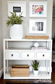 Best 25+ Console Table Decor Ideas On Pinterest | Foyer Table Decor,  Entrance Decor And Entryway Decor
