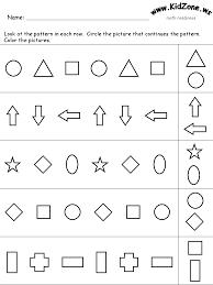1-2-3-1-2-3 Patterns