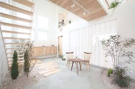 Small Picture Small Japanese Gardens In Kofunaki House Home Design And