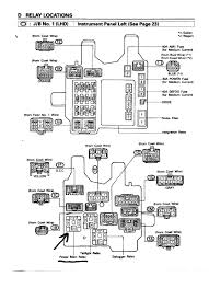 toyota corolla 1996 wiring diagram overall wiring diagram and collection toyota corolla electrical wiring diagram pictures