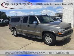 Used Light Pewter Metallic 2001 Chevrolet Silverado 1500 LS for Sale ...