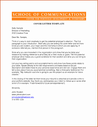 Cover Letter For English Teacher Awesome Good Cover Letter Example