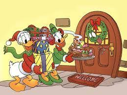 Ghim của J M C ☆ o(≧▽≦)o trên La dynastie Donald Duck | Giáng sinh, Vịt,  Ông già noel