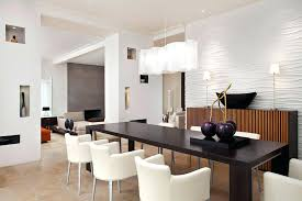 Modern Light Fixtures Dining Room Style
