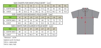 Polo Shirt Size Chart Buy Polo Shirt Size Chart 62 Off Share Discount