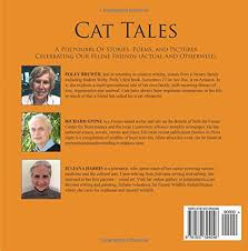 Cat Tales: A Collection By and For Cat Lovers: Brewer, Polly, Stone,  Richard, Harris, Juliana: 9781537394046: Textbooks: Amazon Canada