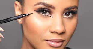after your eye shadow is applied grab the l oréal paris infallible pro last waterproof pencil eyeliner in and line your waterline