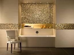 Sweet Idea Mosaikfliesen Gold Glitter Schluter Com Beige Bad Mosaik