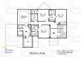 home floor plans. Prestige Homes - Floor Plan Benjamin Upper Home Plans N