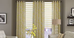 blinds and curtains on same window. Interesting And Living Room Sheer Blinds From 3DayBlinds On And Curtains Same Window I