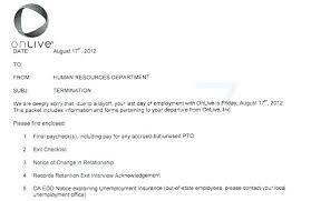 Employment Resignation Letter Template Templates Definition Final