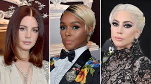 grammy awards 2018 best hair and makeup on the red carpet allure source cyndi lauper source 80s