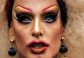 how to do dramatic drag queen makeup